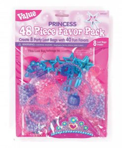 amscan princess pack
