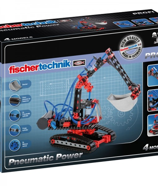 Fischertechnik-Pneumatic-Power